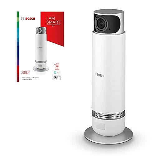 Bosch Smart Home Überwachungskamera (360° drehbar,...