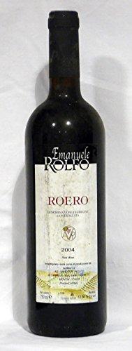 emanuele rolfo Roero Doc 2004
