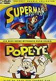 Superman / Popeye - Coffret 2 DVD