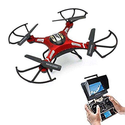 GoolRC JJRC H8D 5.8G FPV rtf RC Quadcopter Modo senza testa / Un tasto Return Drone con 2.0MP FPV...