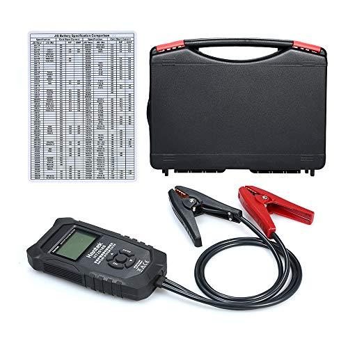 KKmoon Hantek 6V 12V 24V LCD Digital Car Battery Analyzer Automotive Vehicle Battery Diagnostic Tester Tool Digital Tester