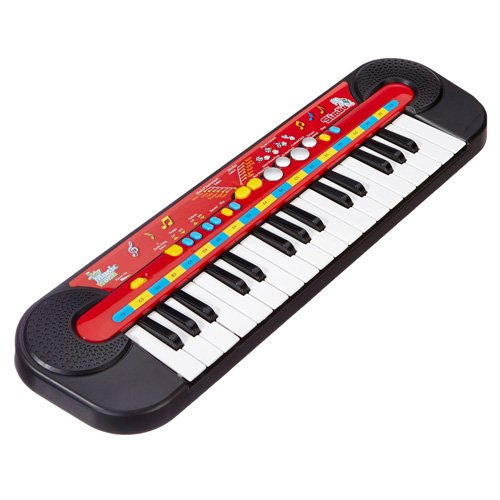 Teclado infantil my Music World de Simba