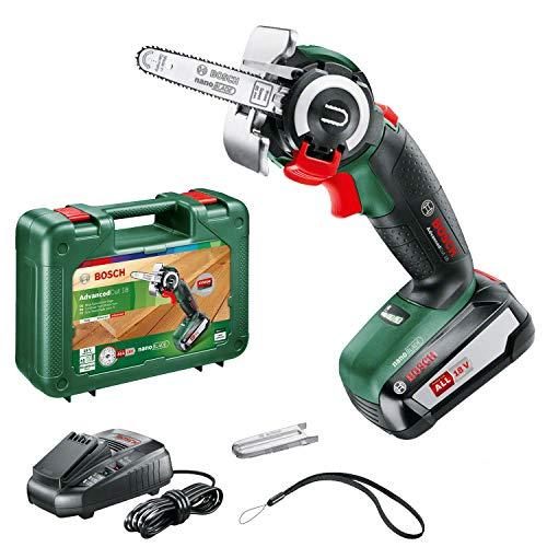 Bosch Home and Garden 06033D5101 Sega con 1 Batteria, 45 W, 18 V, 2 Pezzi