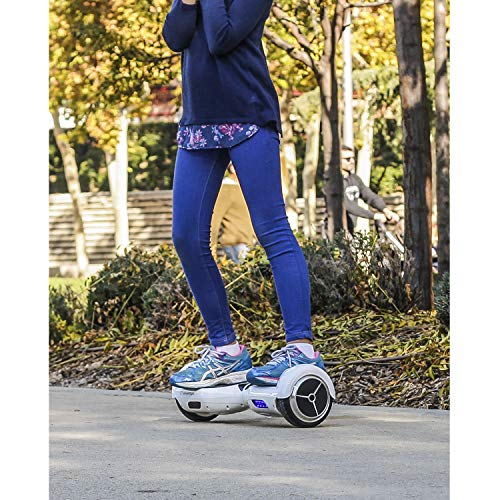Smartgyro X1s Hoverboard Elettrico, Unisex Adulto, Rosso, Taglia Unica