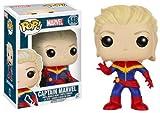 FunKo Comics Pop Bobble Captain Marvel Unmasked, 7274