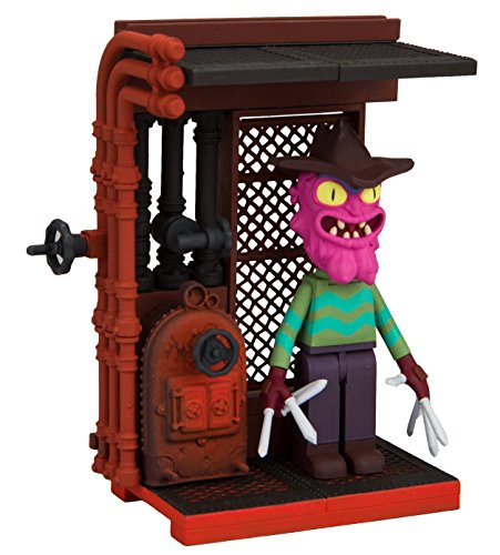 Rick and Morty You Can Run But You Can't Hide Construction Set