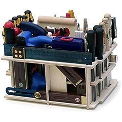 Spezial-Trägerset Schreiner, passend zu Systainer T-Loc IV von TANOS, Festool, Makita, Hitachi, uvm.