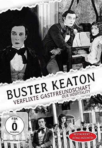 Buster Keaton - Verflixte Gastfreundschaft