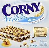 Corny Milch Classic, Milchsandwich, 8er Pack (8 x 120 g Schachtel)