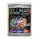 COLLMAR Colágeno Marino Hidrolizado con Magnesio, Ácido Hialurónico y Vitamina C 300 g Sabor...