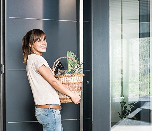nuki combo elektronisches bluetooth t rschloss get edgy. Black Bedroom Furniture Sets. Home Design Ideas