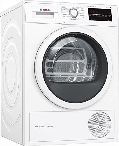 Bosch Asciugatrice Asciugabiancheria 7 Kg A+++ 60 cm a Condensazione WTW87467II