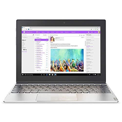 Lenovo 80XF001EIX Convertibile MIIX 320-10ICR con Display da 10.1' IPS Touch, Processore Intel Atom...