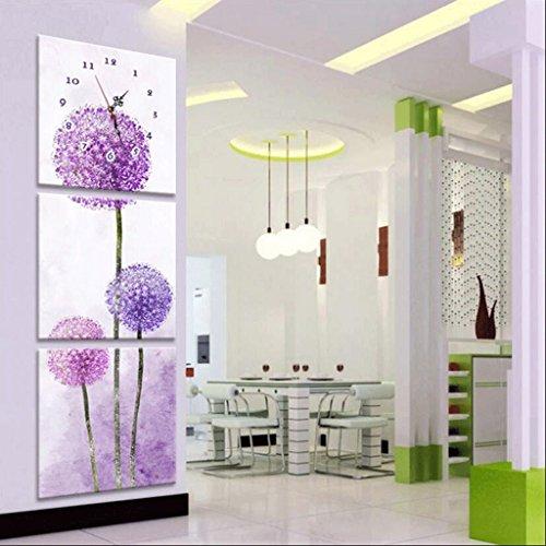GAOLILI Orologio da parete Art Orologio da salotto Orologio da parete decorativo creativo ( Colore : A )
