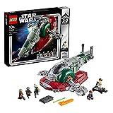 LEGO Star Wars - Slave l - Édition 20ème Anniversaire - Jeu de construction - 75243