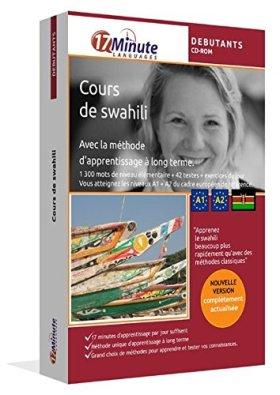 Cours de swahili pour débutants (A1/A2). Logiciel pour Windows/Linux/Mac OS X. Apprendre les bases du swahili
