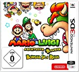 Mario & Luigi: Abenteuer Bowser + Bowser Jr.s Reise - [Nintendo 3DS]