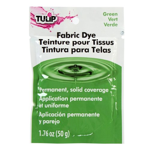 Tulip Permanent Fabric Dye- Green