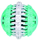 Trixie 32942 Denta Fun Ball, Mintfresh, Naturgummi, ø 7 cm