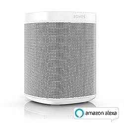 Kaufen Sonos One - Smart Speaker (mit Alexa Sprachsteuerung, WLAN, AirPlay) weiß