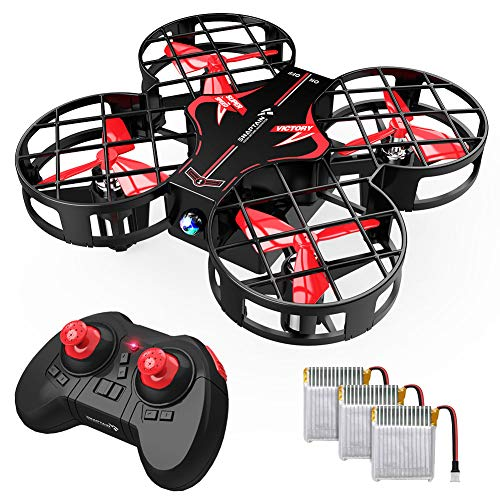 SNAPTAIN H823H Plus Mini Drone per Bambini, Funzione Lancia & Vola, Quadricottero Funzione Hovering,...