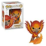 Funko- Figurines Pop Vinyle: Harry Potter S7-Fawkes Collection, 42239, Multicolore, Taille Unique