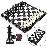 Peradix Ajedrez magnético, Juego de ajedrez de...