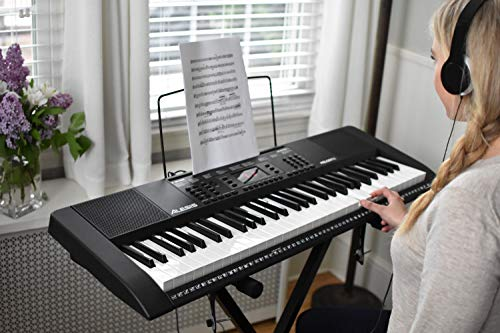 Alesis Melody 61 MKII - 61-Key Portable Keyboard with Built-In