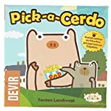 Devir- Pick-A-Cerdo, (BGPICC)