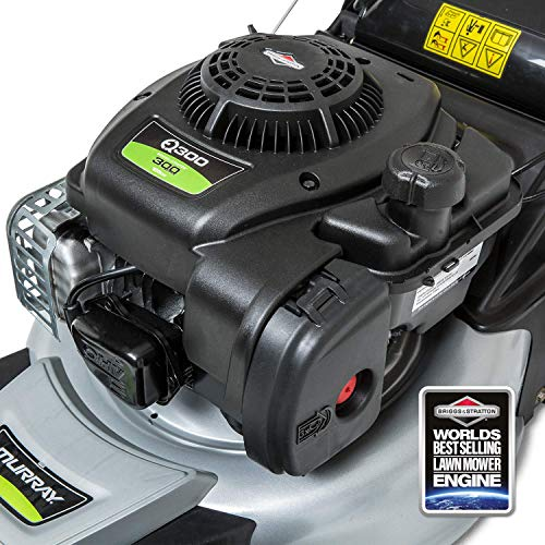 Powered by Briggs & Stratton 300E Series™ engine, which is powerful and reliable