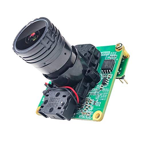 Inno-Maker, fotocamera RPI, modulo fotocamera Raspberry Pi grandangolo fisheye visione notturna IR Cut con 1080P 1/2.8inch 2MP sensore STARVIS IMX290 per Raspberry Pi Zero 3 3b + A+ CM3+ CM3 CM3