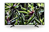 Sony KD-49XG70, Smart TV LED da 49 pollici 4K HDR Ultra HD, Nero
