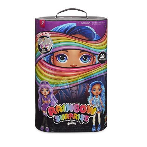 Poopsie Girls 561118 Rainbow Surprises Rae or Skye, Multicolore