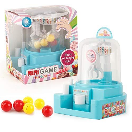 PUDDINGT Candy Grabber con Pulsante Muto | Party Arcade Machine | Replica Fairground...