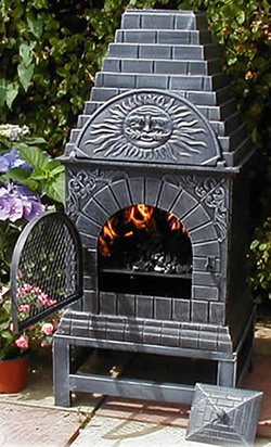 Castmaster XL Cast Iron Pizza Oven