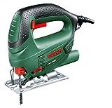 Bosch 06033A0700 Sierra de calar con maletín, 240 V, Negro, Verde, 500 W
