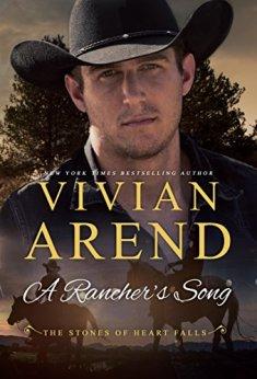 A Rancher's Song (Heart Falls Book 2) by [Arend, Vivian]