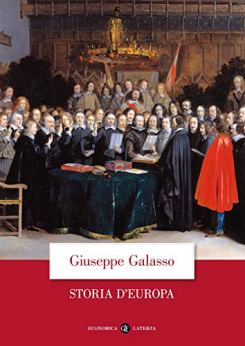 Storia d'Europa di [Galasso, Giuseppe]