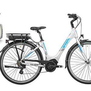 e75e8158f1c3ff 45 Active Plus 300 Wh PURION 2018 weiß (City Bike Werkzeugset) Electric Bike  b-easy 28 7-s SZ. 45 Active Plus 300 Wh PURION 2018 White (City E-Bike)
