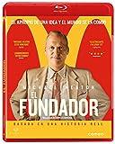 El fundador [Blu-ray]