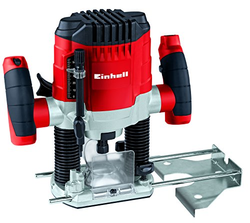 Einhell TC-RO 1155 E - Fresadora (1100 W, tensión: 230 - 240 V, velocidad: 11000-30000 rpm)