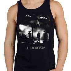 35mm – Camiseta Hombre Tirantes El Exorcista-The Exorcist Terror Movie