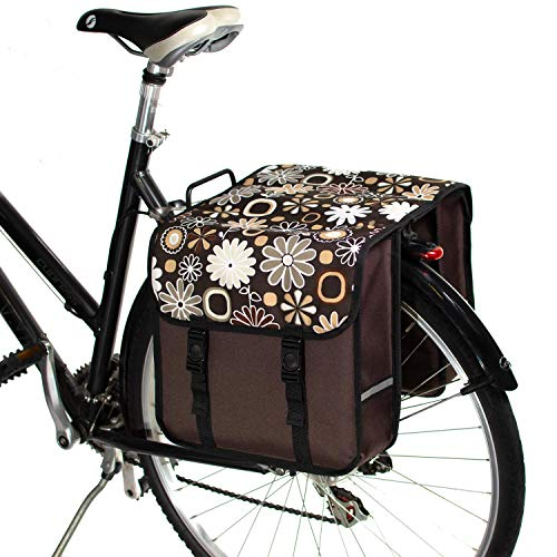 EMKcycles Mujer de Doble para Bicicleta