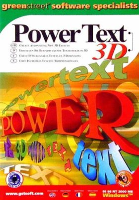 Power Text 3D