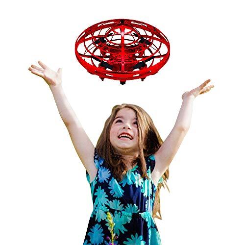 GZMY Regali per Ragazzi Teen, a Mano di Volo dell'elicottero della Sfera Droni per i Bambini o...
