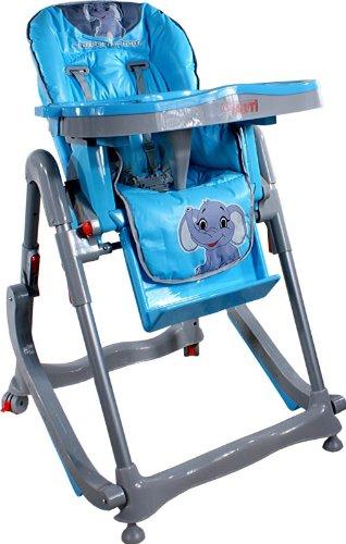 Seggiolone con funzione dondolo ARTI Modern RT-004 Blue Little Elephant