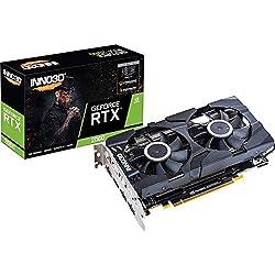 Inno3D Nvidia GamingGeforce RTX 2060 Twin X2 6Gb Gddr6 Graphic Card