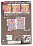 Magic Bodyfashion Damen BH-Einlage, Silicone Secret Bra, GR. 34 (Herstellergröße: A), Beige (Skin) -