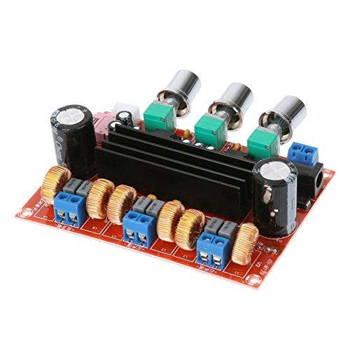 xcluma TPA3116 D2 TPA3116D2 2.1 Channel Dc 12V-24V 2 * 50W+100W Xh-M139 Digital AUDIO Amplifier Board
