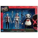 Suicide Squad Bendable Action Figure Boxed Set